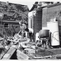 Destroyed Wagness Home