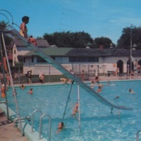 Swimming Pool at Recreation Park
